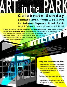 ArtInThePark_Flyer